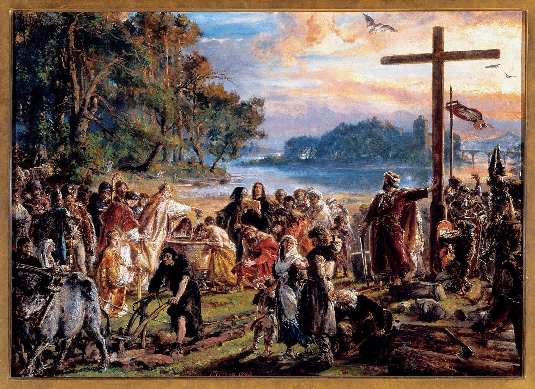 Read more about the article Chrzest Polski