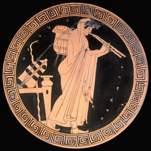 Muzyka w starożytnej Grecji