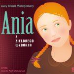 audiobook Ania z Zielonego Wzgórza. L.M. Montgomery