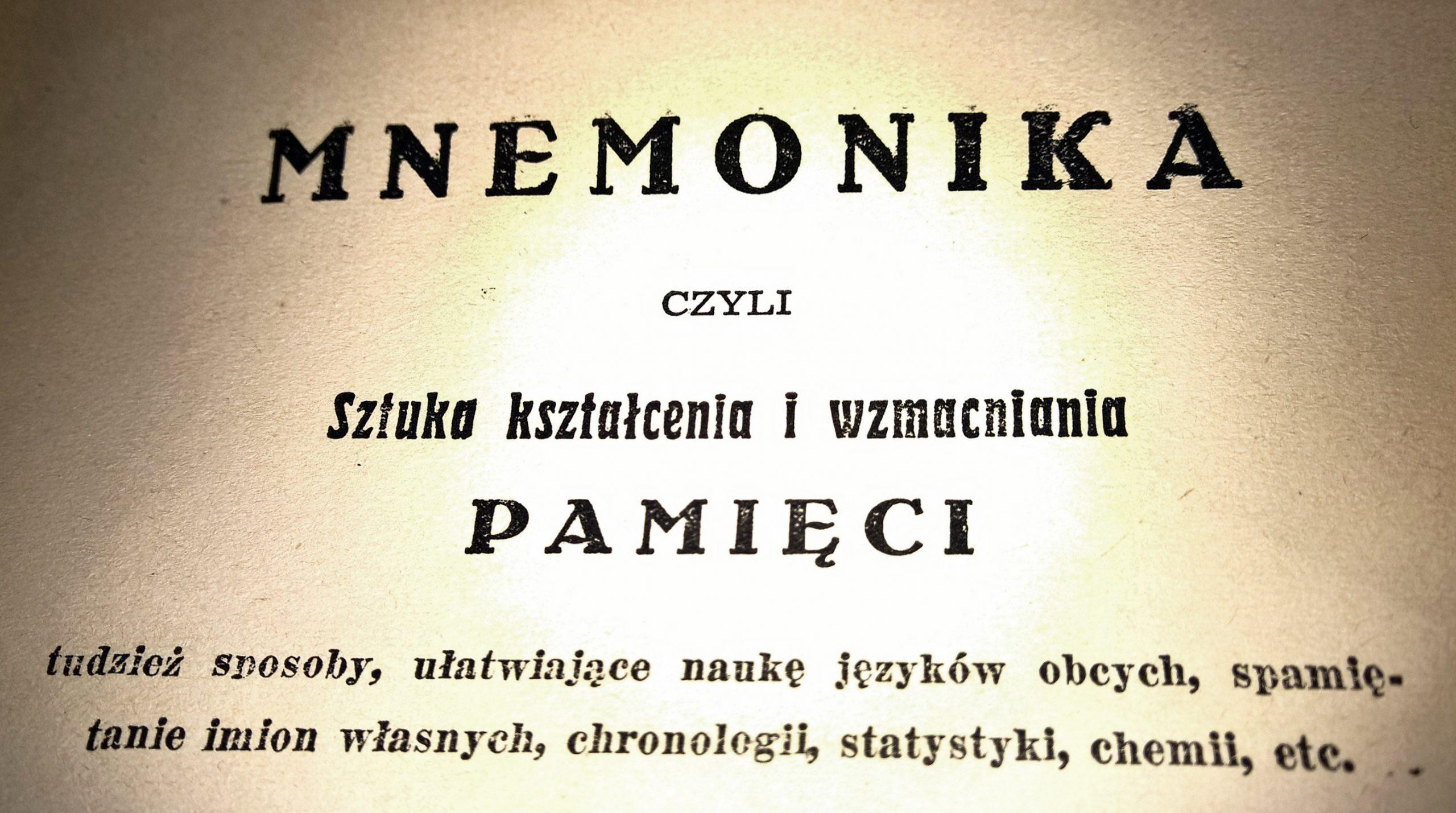 Mnemonika
