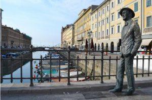 Listy z Triestu. Pewien Triesteńczyk James Joyce