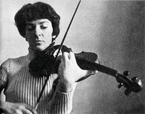 Wanda Wiłkomirska, a może lepiej Maestra