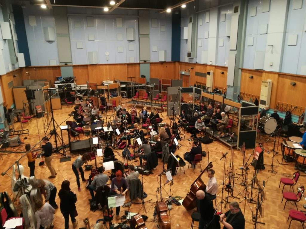 Studio One - Abbey Road Studios