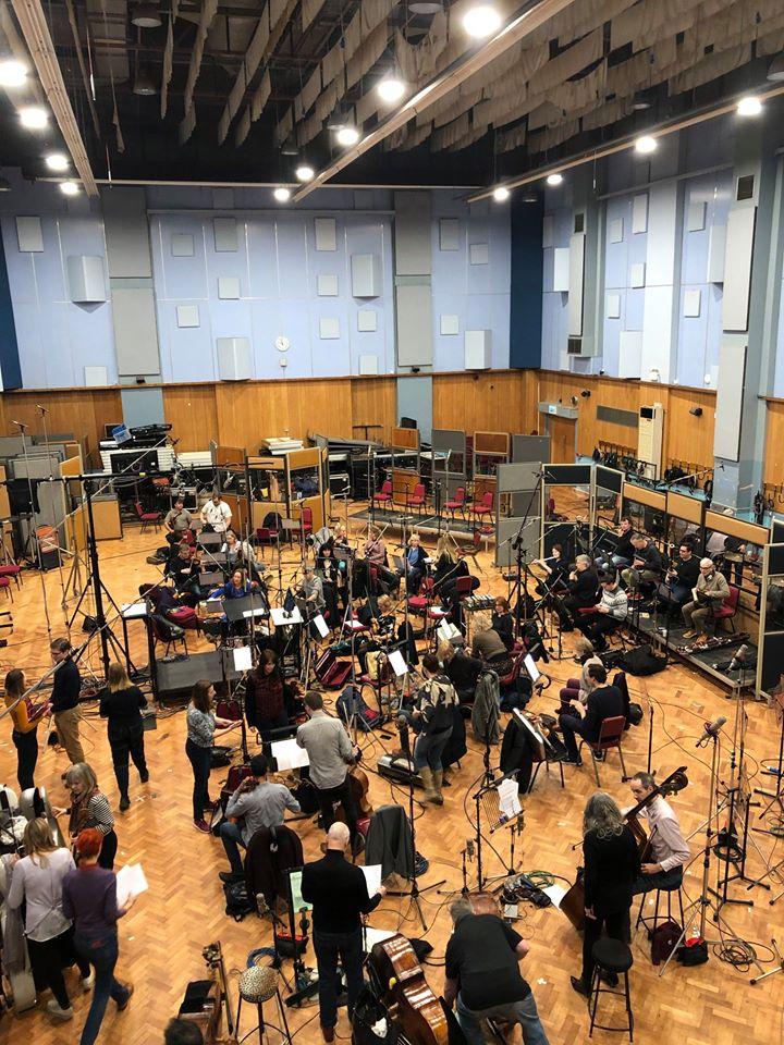 Abbey Road - Muzycy w studio one