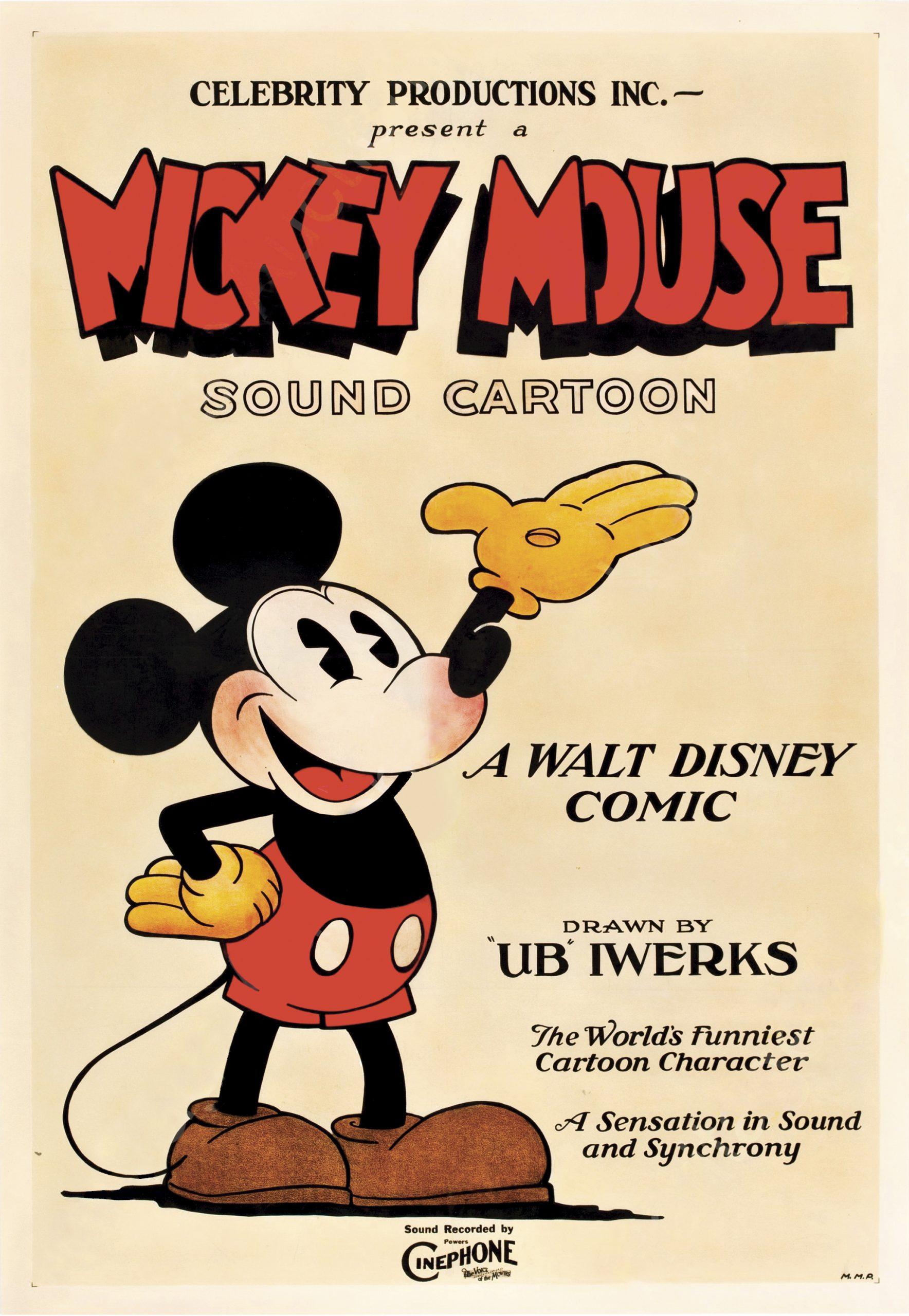 Nasza droga Myszka Miki