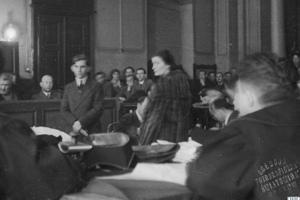 Sprawa Gorgonowej - rozprawa sądowa
