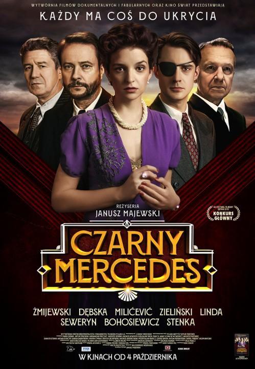 Czarny Mercedes, reż. Juliusz Machulski