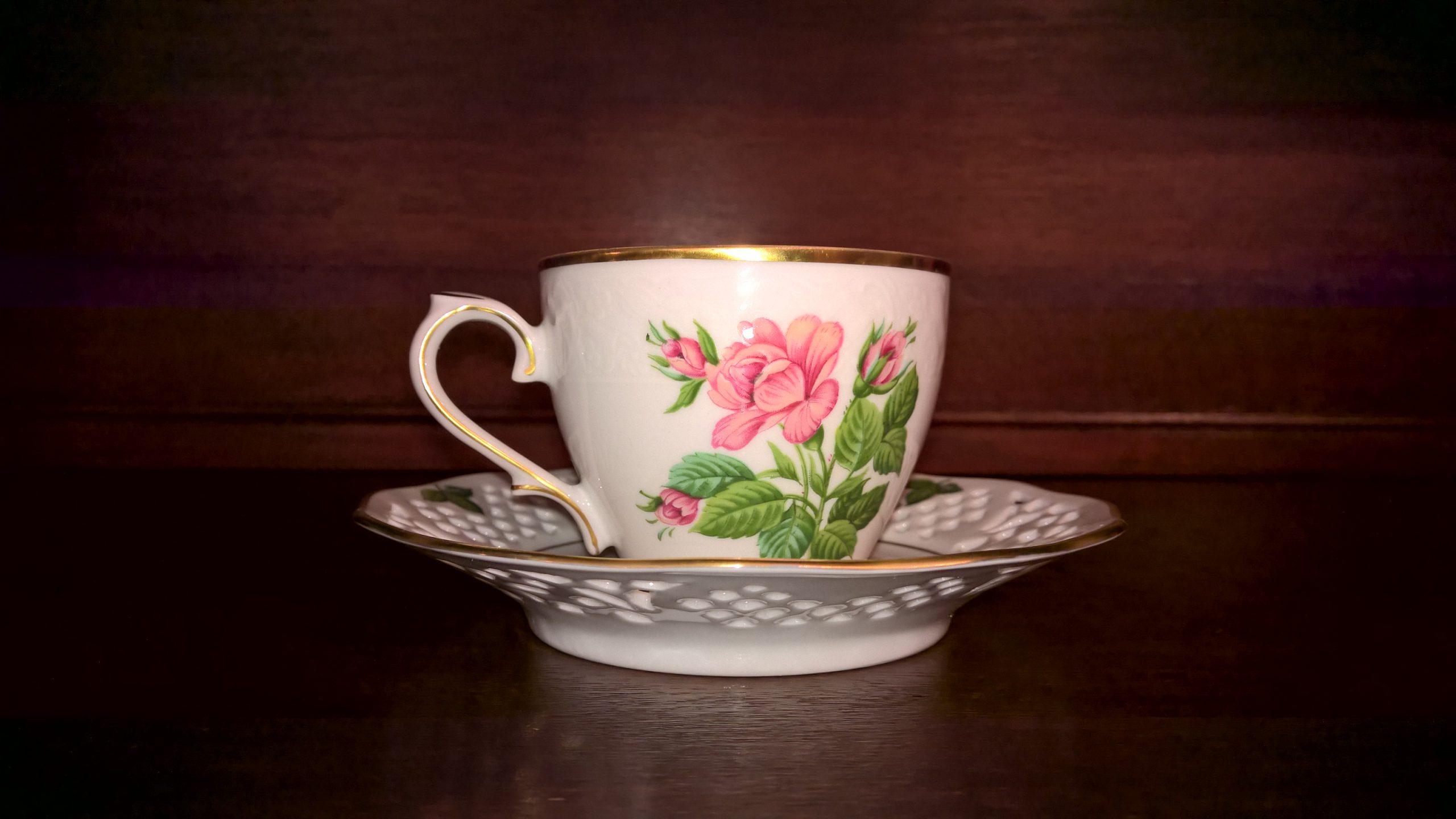 W krainie porcelany