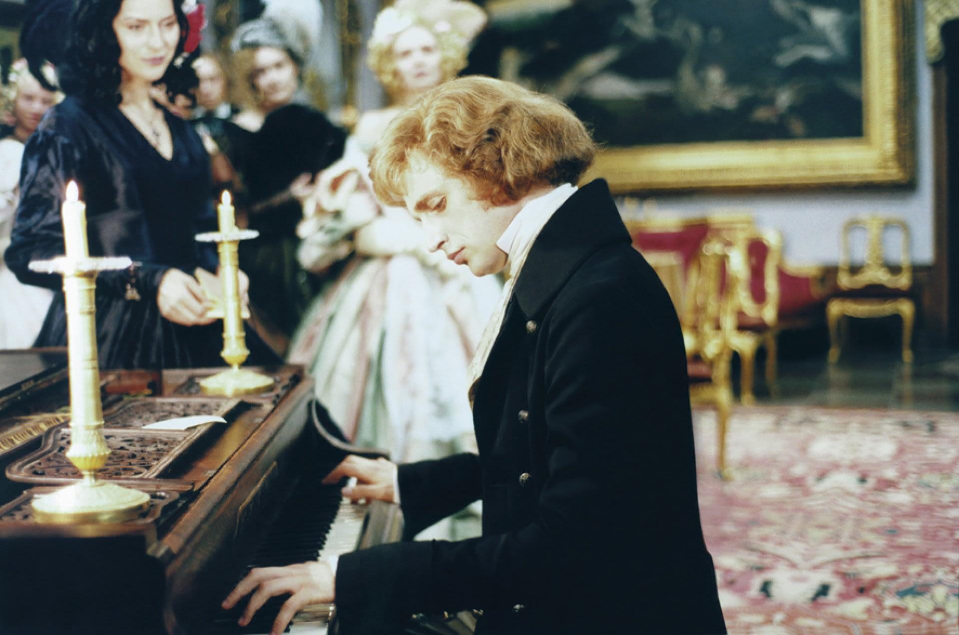 Chopin. Akcja playbacki