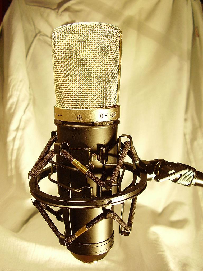Mikrofon słyszy inaczej