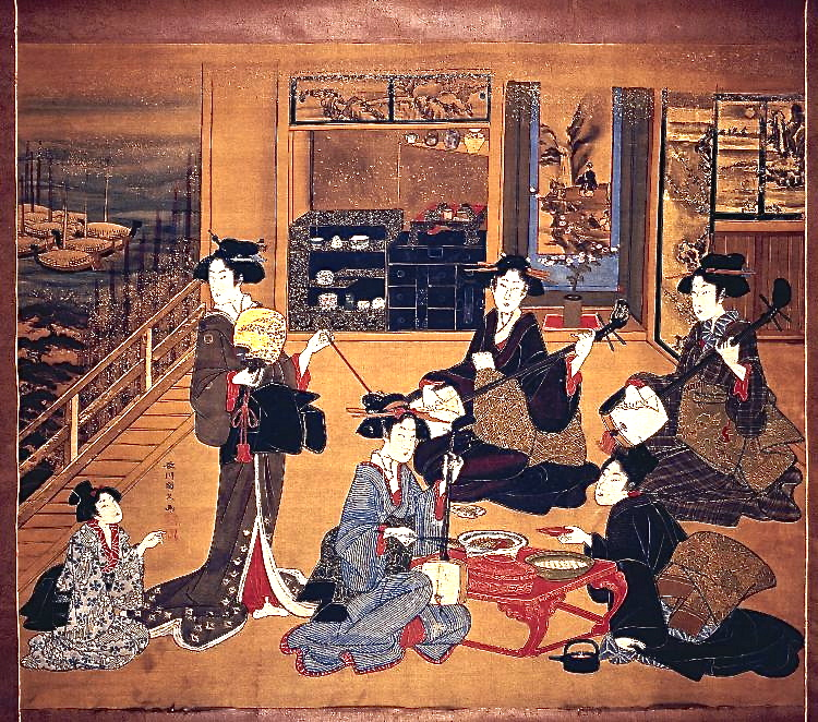 Muzyka Japonii w starożytności
