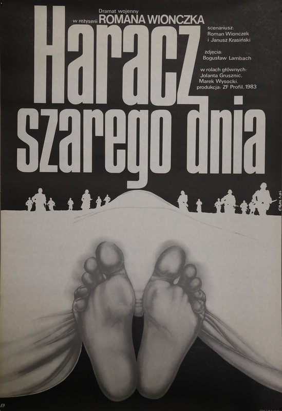 Read more about the article Haracz szarego dnia (1983)