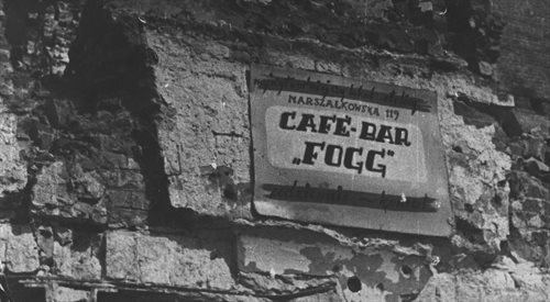 Cafe bar Fogg